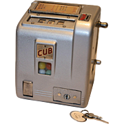 Daval Cub Trade Stimulator 1940's