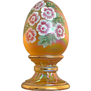 Fenton Collectible Egg Leaf-Base