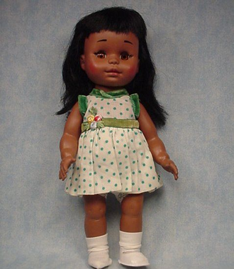 Vogue Lil Imp Doll African American