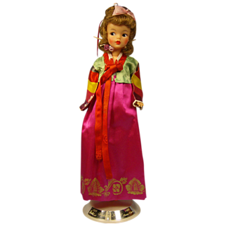 Custom Ideal Tammy in Korean Hanbok by Altona
