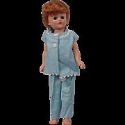 Vogue Jill Doll Hard Plastic in original clothes