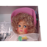 Anili Felt Doll Limited Edition made for UFDC