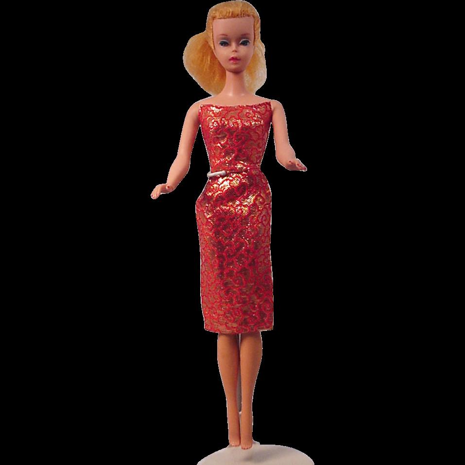Vintage Barbie Mattel 116