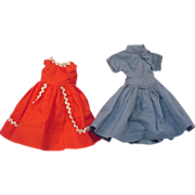 Little Miss Revlon Dress and one other dress