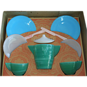 WONDERFUL Deco Child's Play Breakfast Set