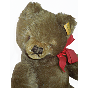 1950's Steiff Teddy Bear #2020/26 Made in Austria