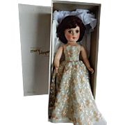 STUNNING and Vintage Original Mary Hoyer Doll in Her Box
