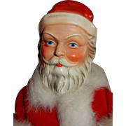 "OUTSTANDING 20"" American Composition Santa Claus Doll c.1930's"