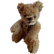 "SWEET and Tiny 3.5"" Steiff Teddy c.1940's'50's"