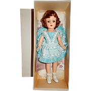 MIB Oroiginal Mary Hoyer Doll in Tagged Day Dress