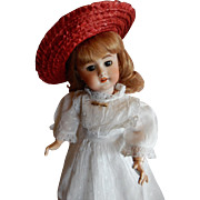 "LOVELY Display Ready 18"" French DEP Doll"