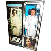 MIB Kenner Star Wars Carrie Fisher Princess Leia Doll c.1978
