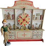WONDERFUL and Fun French Sweet Shoppe Display and Doll