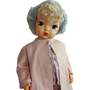 DARLING 1950's Ready for Bed Time Terri Lee Doll