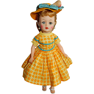 BEAUTIFUL Ideal Little Miss Revlon Wearing Rare Outfit