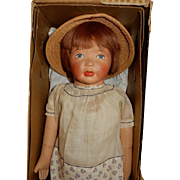 MAGNIFICENT All Original Kamkins Doll in Original Shipping Package