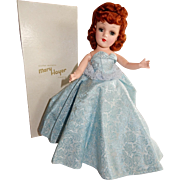 OUTSTANDING Mint In Box Mary Hoyer Red Head in a Ball Gown