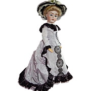 "STUNNING and Rare 19"" Kestner 162 Lady...A Grand and Outstanding Doll"
