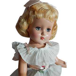 "ADORABLE 14"" Hard Plastic R&B Arranbee Nancy Lee."
