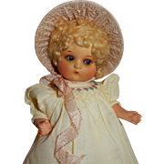 "CUTE 10"" Armand Marseille Mold 310 Painted Bisque ""Just Me"" Doll - Red Tag Sale Item"