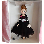 "MIB and Beautiful 2003 Madame Alexander Limited Ed Cissy ""Dressed to the Nines"" only 350 produced"