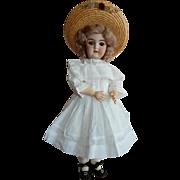 "DEMURE 17"" Heinrich Handwerck Mold 109 Doll"