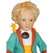 MIB 1983 R John Wright Little Prince Doll a Toy Shoppe Exclusive