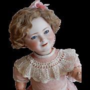 """CHARMING 1929 Schoenau Hoffmeister 22"""" Princess Elizabeth Toddler Doll"""