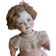 "CHARMING 1929 Schoenau Hoffmeister 22"" Princess Elizabeth Toddler Doll"