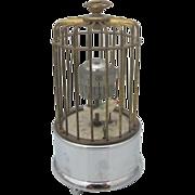 Darling Vintage Mechanical Bird Cage Timer