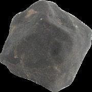 Large LA CRIOLLA Argentina Chondrite Meteorite w/Handwritten Haag Letter 200g