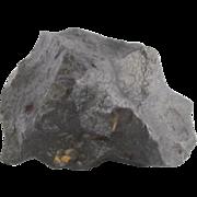 Large Canyon Diablo Arizona Crater Full Meteorite 80's Haag Collection 1713g