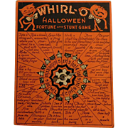 Beistle Whirl O Halloween Fortune and Stunt Game Halloween decoration