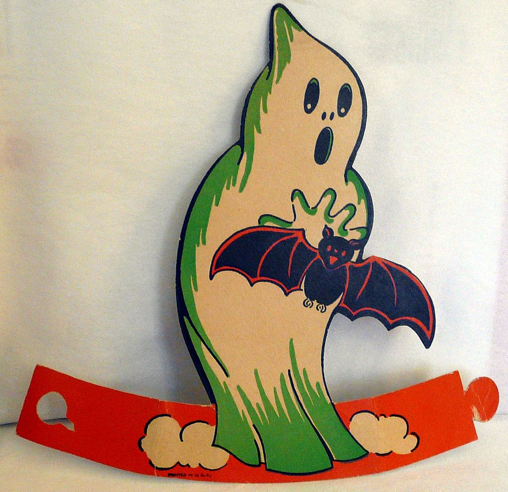 Vintage beistle halloween decorations - Roll Over Large Image To Magnify Click Large Image To Zoom
