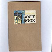 9th Annual Edition Dennison Bogie Book 1921