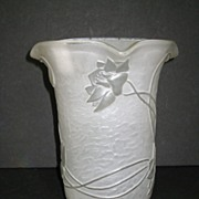 Phoenix Lily Crimp Top Vase