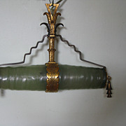 Consolidated Catalonian 2 light fixture