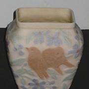 Consolidated Chickadee Vase
