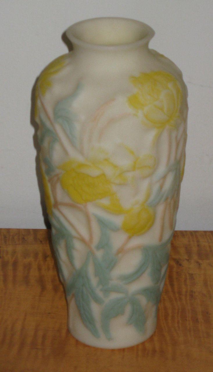Consolidated Chrysanthemum Vase