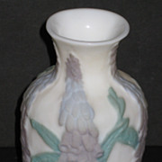 Consolidated Foxglove Vase