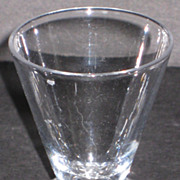 Diamant by St Louis Cordial Glass
