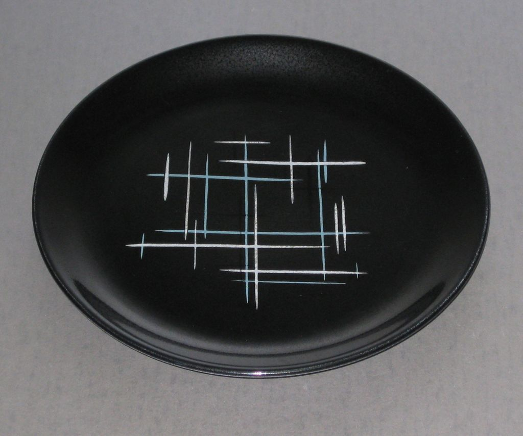"Jack Straw Constellation 6"" plates"