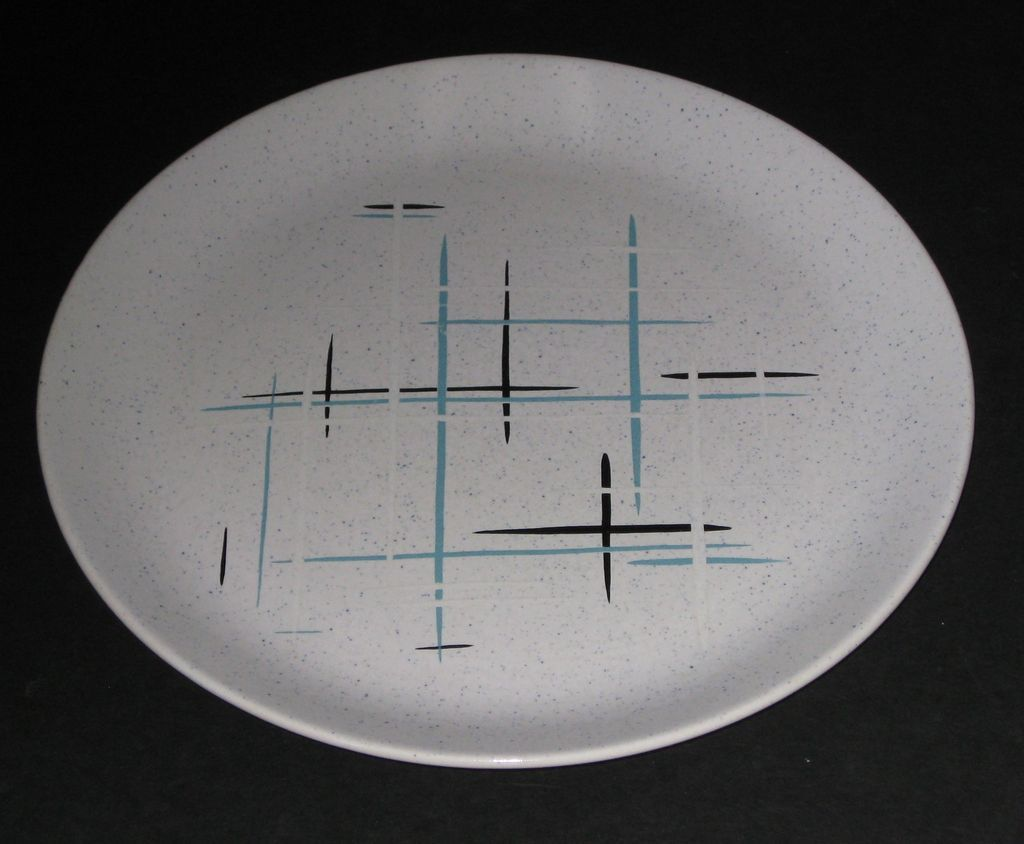 "Jack Straw Constellation 7 ½"" plates"