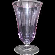 Fostoria Wisteria Iced Tea Glasses