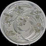 Phoenix Jonquil Platter in White Wash