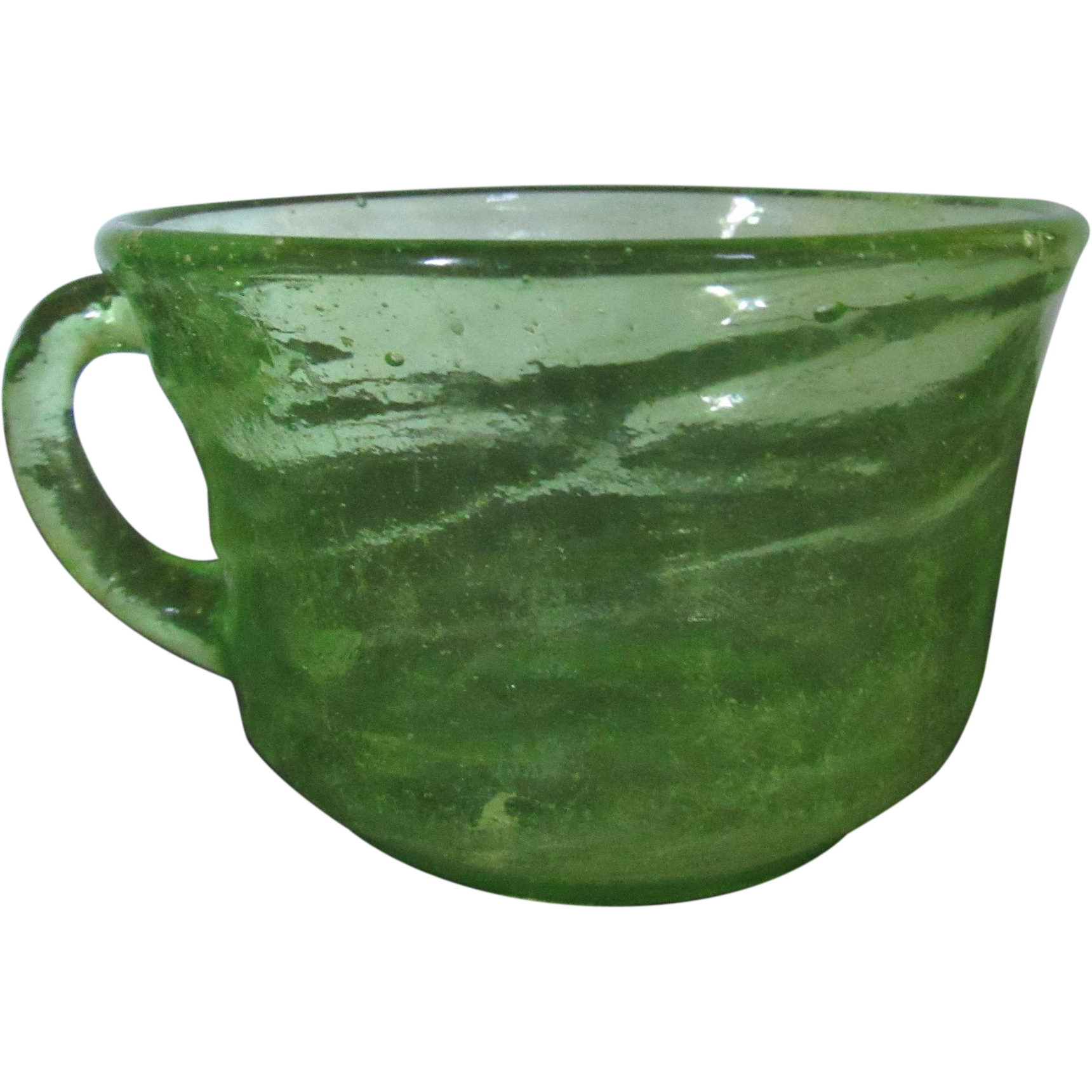 Consolidated Catalonian Emerald Green teacup