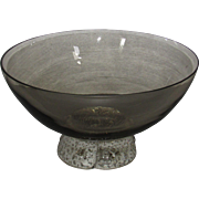 Carl Erickson Footed Bowl