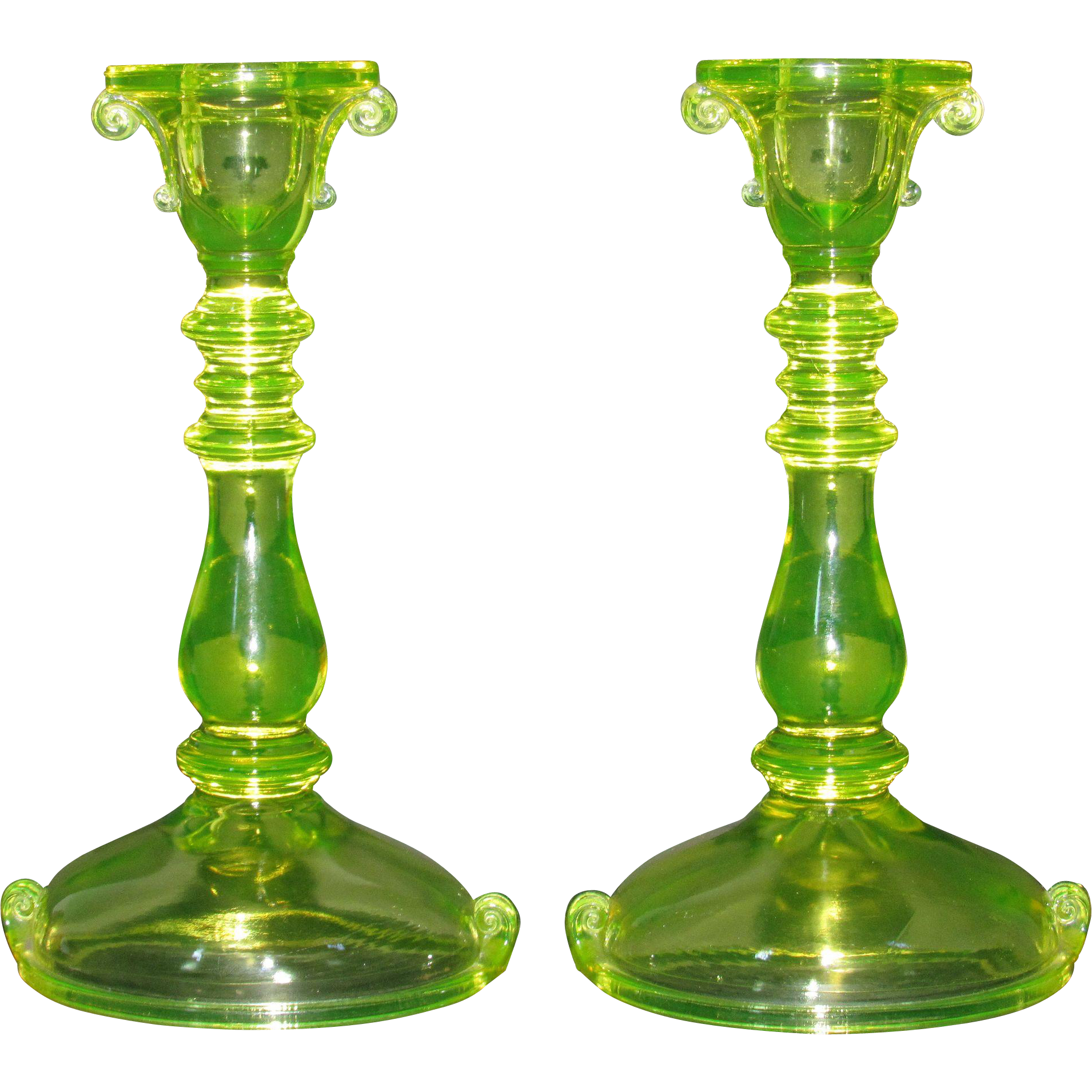 Imperial #320 Packard Candlesticks