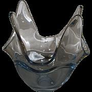 Tiffin #6604 Empress Centerpiece bowl