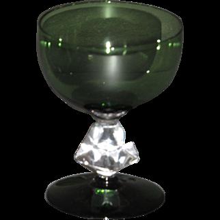 Bryce Aquarius Cocktail Glasses, set of 9